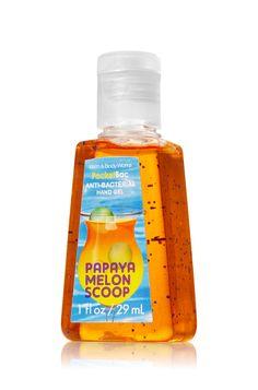 Papaya Melon Scoop PocketBac® Sanitizing Hand Gel - Anti-Bacterial - Bath & Body Works