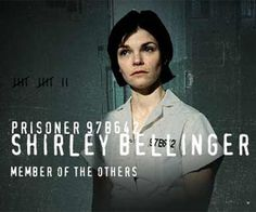Kathryn Erbe-Shirley Bellinger...Death Row inmate, got pregnant while on death row...later was responsible for child's death so she could proceed with execution