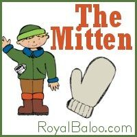 The Mitten Printable Pack for ages 2-10