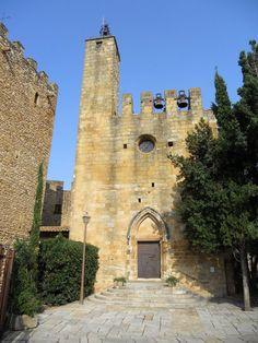 Vulpellac: església de Santa Basilissa  Girona  Catalonia