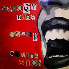 Snooty bobs single cover