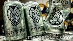 mybeerbuzz.com - Bringing Good Beers & Good People Together...: Night Shift - Morph Cans Coming 10/21