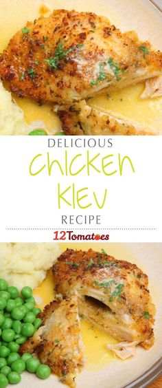 Chicken Kiev | 12 Tomatoes