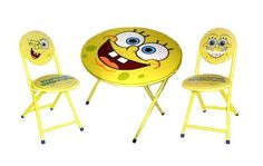 SpongeBob+SquarePants+Themed+Room+Design
