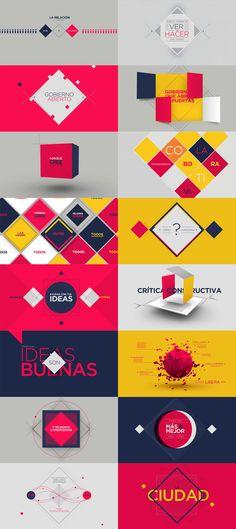 Color / Layout / Bold /// Gobierno Abierto - Carla Dasso