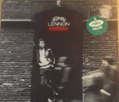 John Lennon Rock N Roll Vinyl Rock Record Album by RASVINYL on Etsy