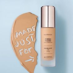 Our new bespoke-foundation #bareMade2Fit app, powered by MATCHco, promises an experience as unique as your skin tone. Take it for a test drive...download it for iPhones or visit a #bareMinerals boutique.