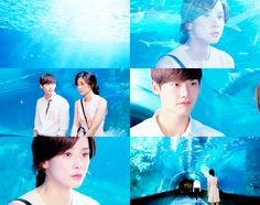 I Hear Your Voice (kdrama). This scene with Lee Jong Seok and Lee Bo Young was so beautiful and poignant in so many ways.