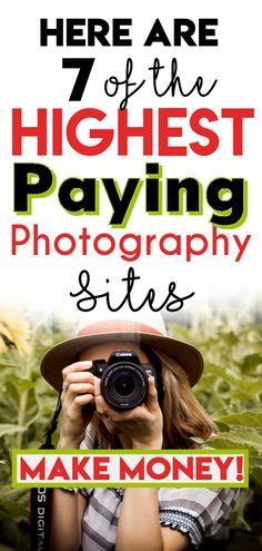 7 Highest Paying Photography Sites to Sell Photos Online - Everything Abode Make Easy Money, Make Money Blogging, Way To Make Money, Make Money Online, Photography Sites, Photography Website, Make Money Photography, Photography Business, Selling Photos
