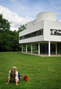Villa Savoye / Le Corbusier