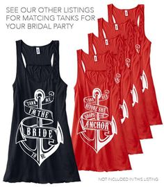 Audrey-  If everyone bought/brought a tank top I could bring the iron on decal and we could have matching shirts for Saturday??