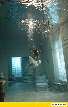 Peaceful Underwater Dream