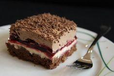 Slavnostní BOLERO řezy | NejRecept.cz Cookie Desserts, Sweet Desserts, Sweet Recipes, Delicious Desserts, Yummy Food, Slovak Recipes, Czech Recipes, Mexican Food Recipes, Desert Recipes