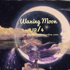 Today's moon is waxing. This is a time to attract positive things into your life. Light a white candle and meditate on positivity.