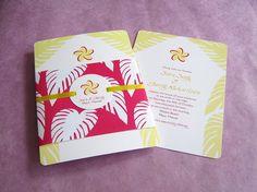Plumeria (beach) Wedding Invitation  Plumeria Floral by ImbueYouIDo, $5.25