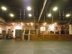 CrossFit Belltown | Seattle, WA CrossFitCrossFit Belltown | Seattle, WA Dark and moody!