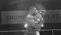 Tyson vs Biggs...