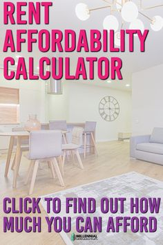 Renting an apartment can be a big step. Use our rent affordability calculator to see if you are ready. Use this apartment rent calculator to see how much you can afford. #rentcalculator #rentaffordability #rentaffordabilitycalculator #calculator #rent #free