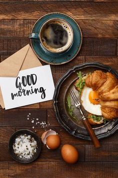 Cute Good Morning Images, Good Morning Picture, Good Morning Good Night, Morning Pictures, Nice Picture, Good Morning Breakfast, Good Morning Coffee, Morning Food, Morning Gif