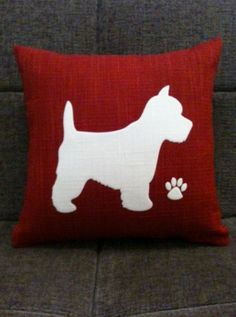 Personalised photo and promotional gifts Pet Cushions Applique Cushions, Dog Cushions, Sewing Pillows, Cute Pillows, Diy Pillows, Decorative Pillows, Throw Pillows, Sewing Crafts, Sewing Projects