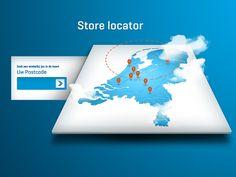 Store Locator by Ronald Vermeijs