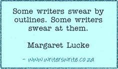 Quotable - Margaret Lucke - Writers Write