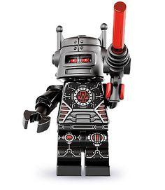 Series 8 no. 1 - Evil Robot