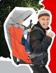 Father and child enjoy the outdoors with the escape-philandteds