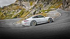 Porsche-R • Curves Magazin