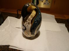 Royal Crown Derby Paperweight  PENGUIN   English Bone China