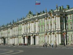 The Hermitage is such a beautiful museum palace and has real treasures of the kings and queens of Russia.