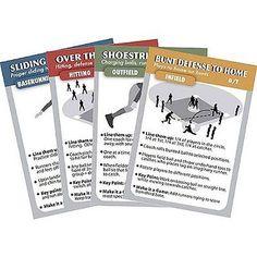 Coachdeck Softball Drill Cards Practice Fastpitch Coach Deck Sports Training