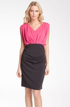 Suzi Chin for Maggy Boutique Blouson Bodice Dress available at Nordstrom