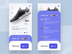 Recipe app 4 designed by Sudhan Gowtham . Connect with them on Dribbble; the global community for designers and creative professionals. Ui Design Mobile, App Ui Design, Web Design Trends, User Interface Design, Flat Design, Design Design, Design Thinking, Mobile App Ui, Photoshop