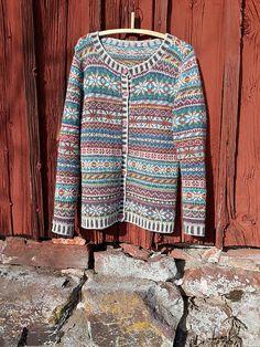 Fair Isle Knitting Patterns, Fair Isle Pattern, Knitting Stitches, Knitting Socks, Free Knitting, Fair Isles, Knit Crochet, Crochet Granny, Garter Stitch