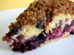 carolynns recipe box: Grape Coffee Cake