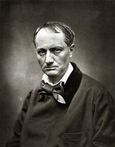 Baudelaire par Etienne Carjat, 1862