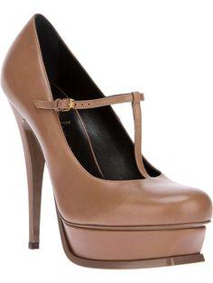 Saint Laurent platform stiletto sandal