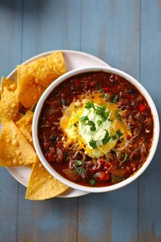 Black Bean Salsa Chi