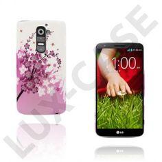 Valentine (Rosa) LG G2 Deksel