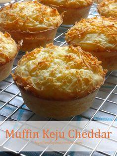 Easy Cake Recipes, Muffin Recipes, Cupcake Recipes, Snack Recipes, Dessert Recipes, Snacks, Cooking Recipes, Resep Pastry, Soft Bread Recipe