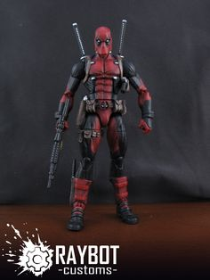 Deadpool custom figure by RayBot