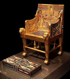 Resultado de imagen de furniture eighteenth dynasty egypt