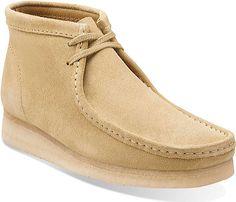 Clarks-Wallabee Boot