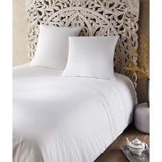 Beddenkleed dekbedovertrek White 260 x 240