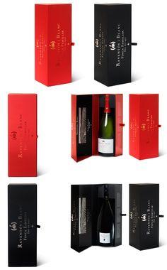 Pack Raventós i Blanc Beverage Packaging, Box Packaging, Packaging Design, Box Wine, Bottle Design, Design Agency, Liquor, Champagne, Beverages