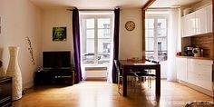 Apartment rental 1 bedroom Paris rue de Grenelle 7th District - Nearest metro École Militaire