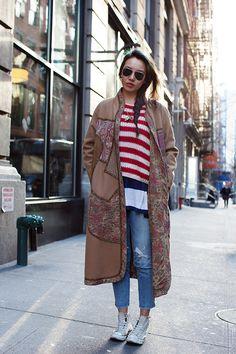 Street Style On Pinterest The Sartorialist Vanessa
