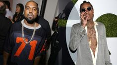 Kanye West Slams Wiz Khalifa and Amber Rose â But NOT...