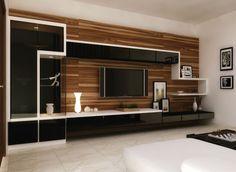 Lcd Walls Design beautiful wall unit and lcd cabinet design ipc218 lcd tv cabinet designs al habib Wood Wall And Shelves